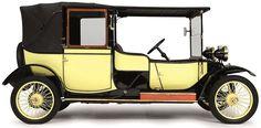 1910 LANCHESTER 28-HP LANDAULETTE