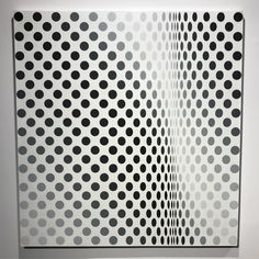 Bridget Riley Pause 1964 Robert Fraser's Groovy Arts Club Gazelli Art House London until February Bridget Riley Artwork, Op Art, Art Club, Modern Art, Abstract Art, Artsy, Level 3, Edinburgh, February