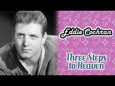 Eddie Cochran - Three Steps To Heaven