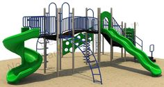 Noahs Park and Playgrounds - Liberty Play Structure, $12,300.00 (http://noahsplay.com/playground-equipment-needs/church/liberty-play-structure/)