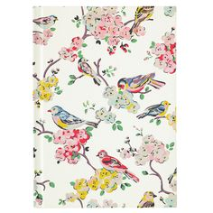 Homeware and Modern Vintage Home Decor Cath Kidston Notebook, Cath Kidston Wallpaper, Notebook Organization, Retro Floral, Inspirational Gifts, Bird Feathers, Vintage Home Decor, Digital Prints, A5