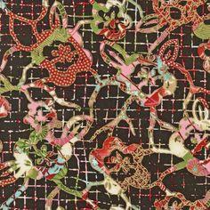 Robert Kaufman Fabrics: AHDM-8761-238 GARDEN by Heidi Dobrott from Formosa