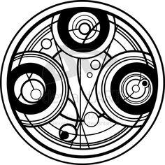 Time Lord Seal Tattoo