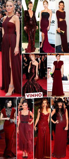 88 inspirações de celebridades para combinar seu vestido de festa e acessórios