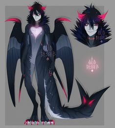 Swallow Harpy AUCTION closed by BeSSeB