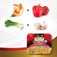 With all these premium ingredients, is it any surprise that Chow Mein is a restaurant-quality dish without reservations?