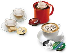 Drink recipes using Tassimo t-discs :)