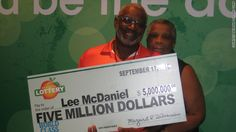 Winning the lottery: Does it guarantee happiness? - CNN.com