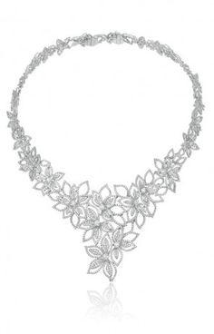 Chopard. diamond necklace...♡