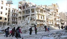 الغرب للروس: دمرتم سوريا وعليكم إعمارها