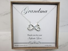 Personalized Grandmother Jewelry, Gifts Ideas for Grandmother, Necklace for Grandma, Grandmother Gif Creative Birthday Gifts, Cool Birthday Cards, Birthday Card Sayings, Birthday Gifts For Grandma, Birthday Gifts For Boyfriend, Boyfriend Gifts, Gifts For Mom, Birthday Box, Birthday Nails