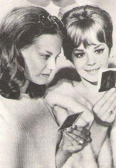 Natalie and sister, Lana Wood