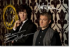 Martin's signature is adorable, pathetic, but adorable. I love Ben's little curly thing below his, too. XD