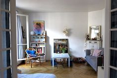 CHARMING FLAT IN LATIN QUARTER - Get $25 credit with Airbnb if you sign up with this link http://www.airbnb.com/c/groberts22