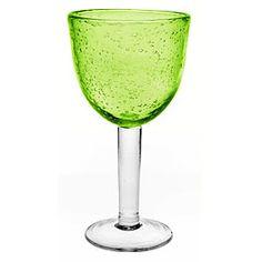 I have this in yellow. Wine Glass, Glass Art, Marimekko, White Wine, Metallica, Finland, Alcoholic Drinks, Branding Design, Designers