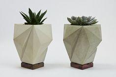 Jardinera icosaedro ortogonal de Jessen facetas de por GioVschemes