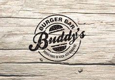 Logo & business card design contest | Design a simple, rustic and fun logo for a gourmet burger restaurant. | Entries