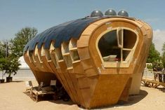 Eco Home...These are crazy ideas and I love them!