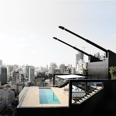 Beirut Topper: N.B.K. Residence, Home and Creation of Bernard Khoury with DW5