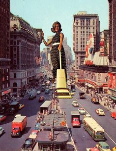 Times Square in 1955 NYC New York City Travel Honeymoon Backpack Backpacking Vacation Vintage New York, Photomontage, New York City, Ville New York, A New York Minute, Foto Poster, I Love Ny, Concrete Jungle, The Good Old Days