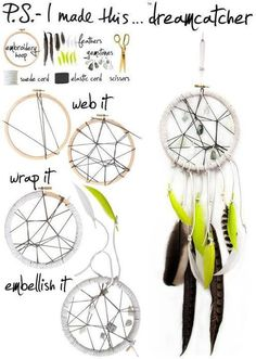 DIY Dream Catcher, I want to do this