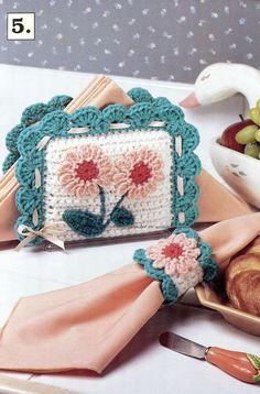 Crochet En Acción: Set de Cocina - Parte 4