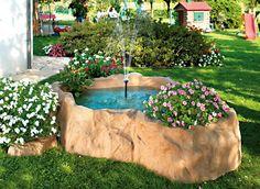 Oltre 1000 idee su laghetti da giardino su pinterest for Arredo spluga