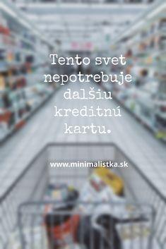 #minimalizmus #minimalistickydomov #nakupnydetox #antikonzum