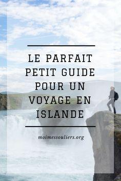 Si vous regardez ceci, c'est que vous pensez partir en Islande bientôt ou y rêvez devant votre écran! Ce petit guide pratique devrait vous aider à planifier votre voyage. #Islande #Voyage #Guide #Information #Découvrir #Planification