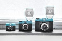 1, 2, 3 Baby, Mini, F+   (I have 1 of 3 - but 2 of 3 would be better!)   ♥ #Lomography