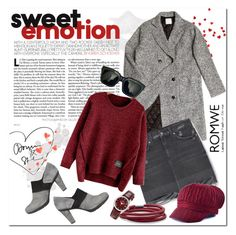 """Sweet Emition"" by beograd-love ❤ liked on Polyvore featuring ssongbyssong, MANGO, Geox, BillyTheTree and Tissot"