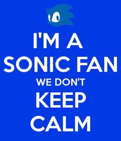 keep calm sonic - Buscar con Google