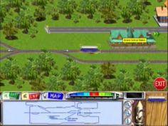 Let's Play 3D Ultra Lionel TrainTown Deluxe Part 1