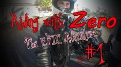 Riding with Zero/ Microvlog#3/ ep#1