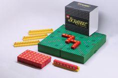 Lego Scrabble on Behance