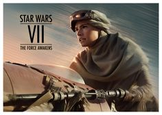 """The Poster Posse """"Awakens"""" With A Batch Of Star Wars Episode VII Tribute Prints (2014-12)"""
