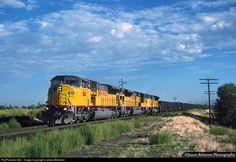 RailPictures.Net Photo: UP 8141 Union Pacific EMD SD9043MAC at Draper, Utah by James Belmont