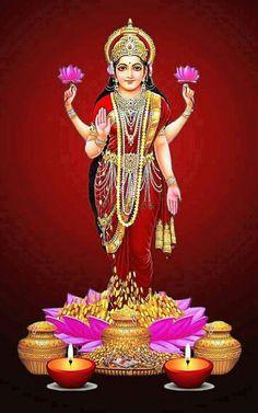 Lakshmi is also an important deity in Jainism and found in Jain temples Lakshmi hindu art Lakshmi wealth Lakshmi goddesses Lakshmi haram Lakshmi tanjore painting Lakshmi vaddanam Lakshmi bangle Lakshmi decoration Lakshmi necklace Lakshmi Photos, Shiva Photos, Lakshmi Images, Shiva Hindu, Hindu Deities, Hindu Art, Divine Goddess, Goddess Lakshmi, Devi Images Hd