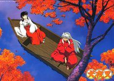 Inuyasha love Kikyou