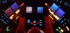 2001 A Space Odyssey, sci-fi movie, retro-futuristic, space fiction, futuristic movie