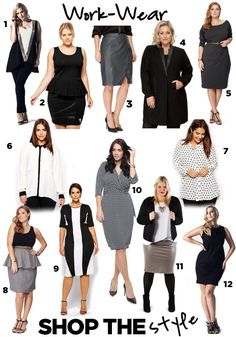 steal her style work outfit inspiration work wear ideas shopping