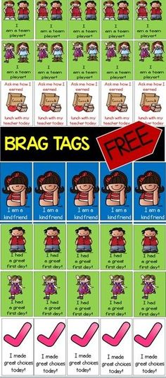 FREE.Classroom management tool and positive reinforcement strategy for rewarding positive behavior and academic achievements.