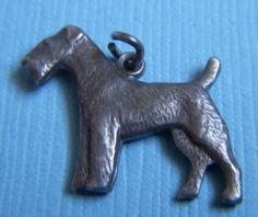 US $19.99 vintage 40s terrier