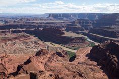 Canyonlands - Dead Horse Point - Estados Unidos
