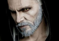 Geralt of Rivia fom The Witcher 3: Wild Hunt Cosplayer: Maul Cosplay
