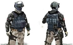 Ghost Recon Future Soldier: the art of technological warfare ...