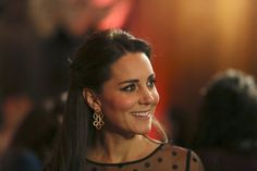 At the Place2be Wellbeing in Schools Awards reception at Kensington Palace, Kate wore smudgy liner on her upper and lower lash lines for a low-maintenance spin on a smoky eye.