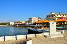 Telonio – Kissamos Town Crete Chania, Heraklion, Mansions, House Styles, World, Travel, Awesome, Check, Home Decor