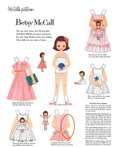 Betsy McCall...1959