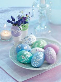 Top 12 Easy Easter Egg Decor Designs – Cheap DIY Kid Craft Idea For Party Project - Way To Be Happy (6)